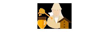 Služby včelařům