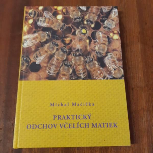 včelařství sedlák praktický odchov matiček