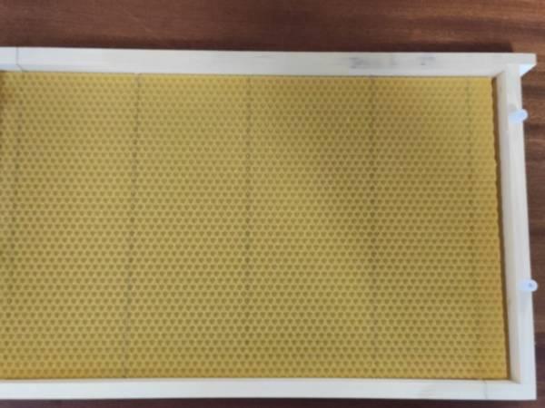 včelařství sedlákovi rámek s mezistěnou