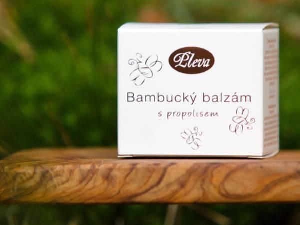 bambucký balzám