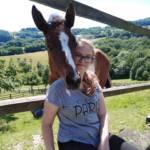 Sabča s koněm