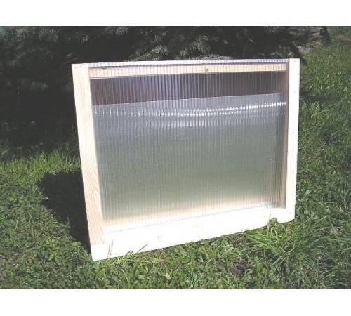 Sluneční tavidlo vosku nerez